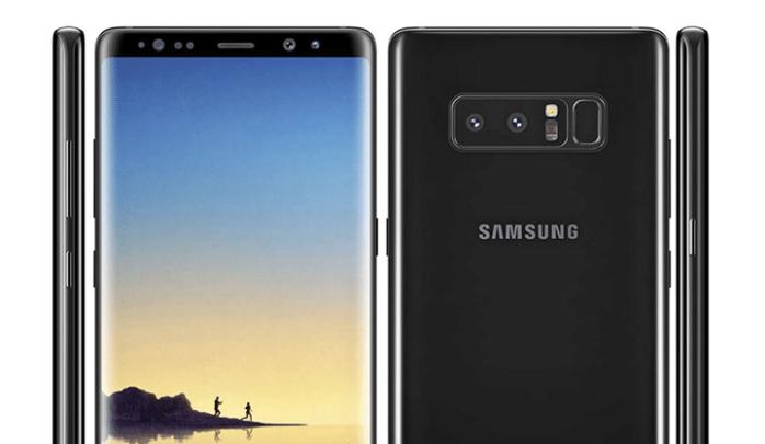 كل ما نعرفه عن هاتف Samsung Galaxy Note 8 حتى الان. 1
