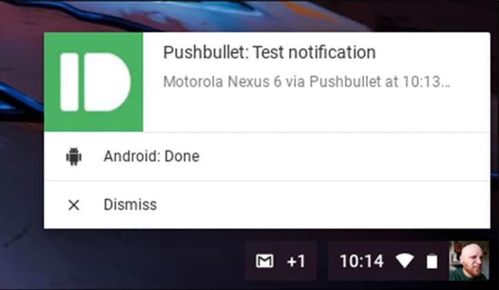 تعرف على تطبيق Pushbullet و كيفية تلقي إشعارات هواتف الأندرويد على أنظمة الويندوز و الماك 13