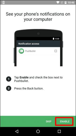 تعرف على تطبيق Pushbullet و كيفية تلقي إشعارات هواتف الأندرويد على أنظمة الويندوز و الماك 3