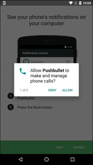 تعرف على تطبيق Pushbullet و كيفية تلقي إشعارات هواتف الأندرويد على أنظمة الويندوز و الماك 7