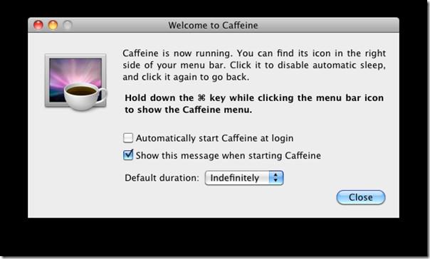 كيفية إيقاف وضعية SLeep في أجهزة الماك MacOS 1