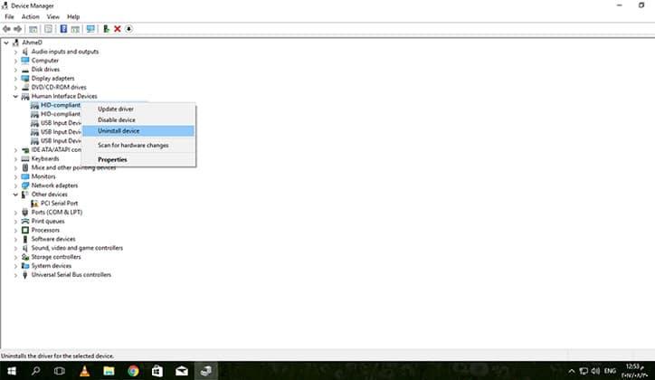 كيفية حل مشكلة This Device Cannot Start في ويندوز 10 Windows 3