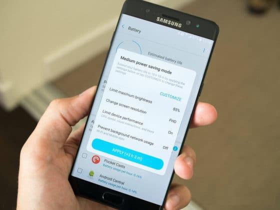5 خطوات لحل مشكلة إستهلاك بطاريات هواتف الأندرويد! 3