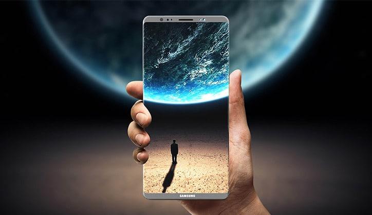 مراجعة شاملة عن هاتف سامسونج نوت Samsung Galaxy Note 8 الجديد 1