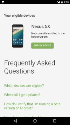 أحصل الأن على تحديث الأندرويد الجديد Android O على هاتفك 2