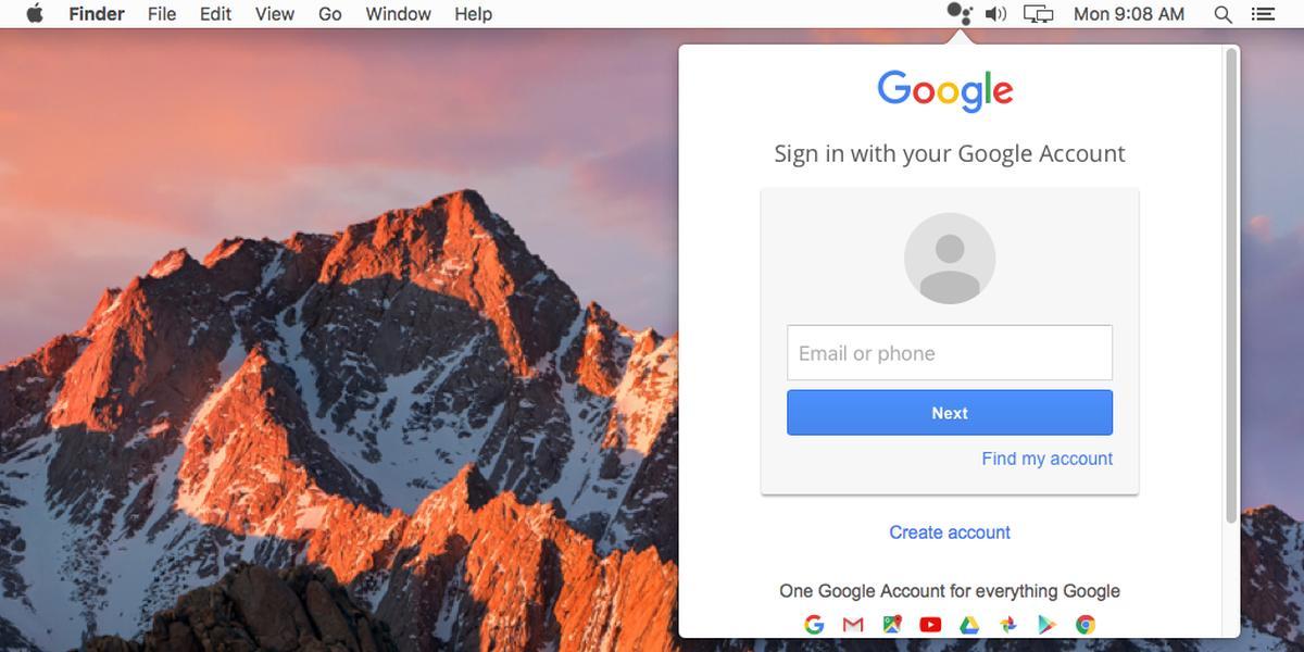 طريقة تثبيت مساعد جوجل Google Assistant على أجهزة الماك MacOS 2