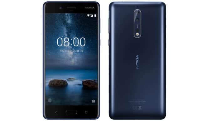 مراجعة شاملة لهاتف Nokia 8 الجديد و مقارنة مع Samsung Galaxy S8 4