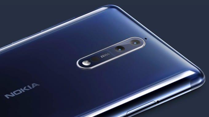 مراجعة شاملة لهاتف Nokia 8 الجديد و مقارنة مع Samsung Galaxy S8 3
