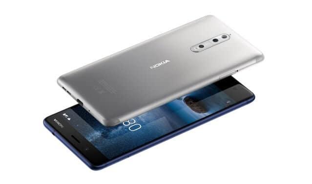 مراجعة شاملة لهاتف Nokia 8 الجديد و مقارنة مع Samsung Galaxy S8 2