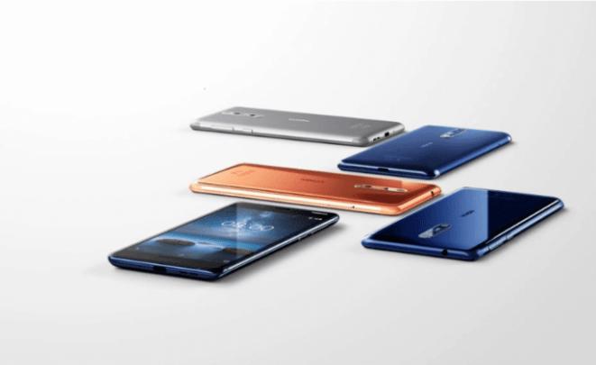 مراجعة شاملة لهاتف Nokia 8 الجديد و مقارنة مع Samsung Galaxy S8 6