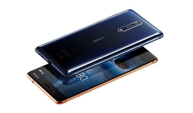 مراجعة شاملة لهاتف Nokia 8 الجديد و مقارنة مع Samsung Galaxy S8 1