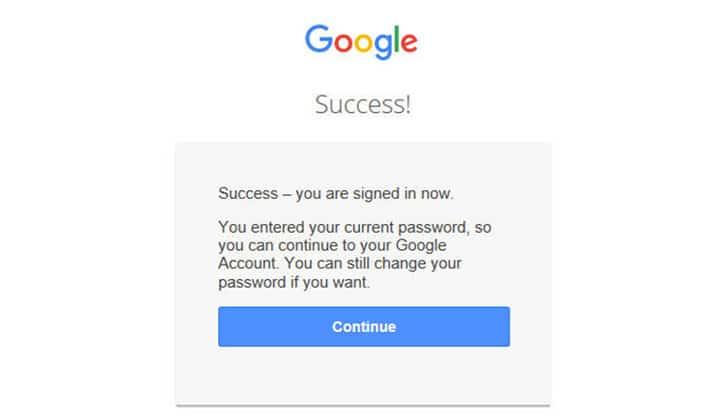 كيفية إستعادة حساب الـGmail الذي تم مسحه! 3
