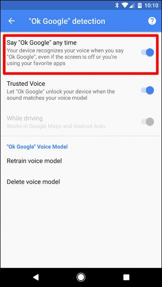 كيفية إغلاق خاصية Ok Google على الهواتف الأندرويد! 7