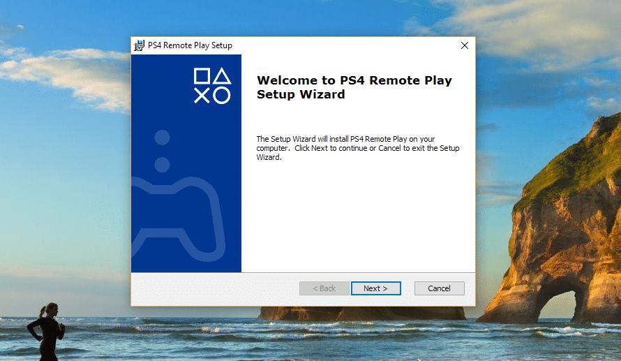 طريقة تشغيل ألعاب الـPS4 على الكمبيوتر PC 2