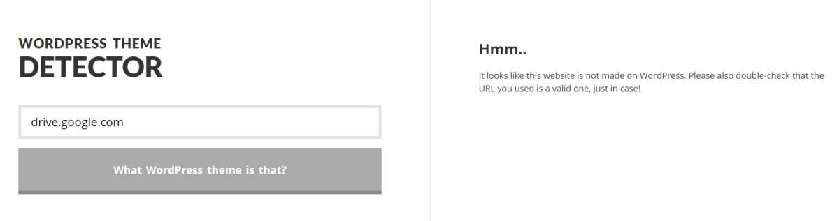 كيفية إيجاد تصميم الورد بريس WordPress الذي يستخدمة موقع معين 3