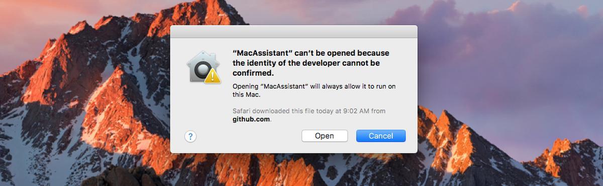طريقة تثبيت مساعد جوجل Google Assistant على أجهزة الماك MacOS 1