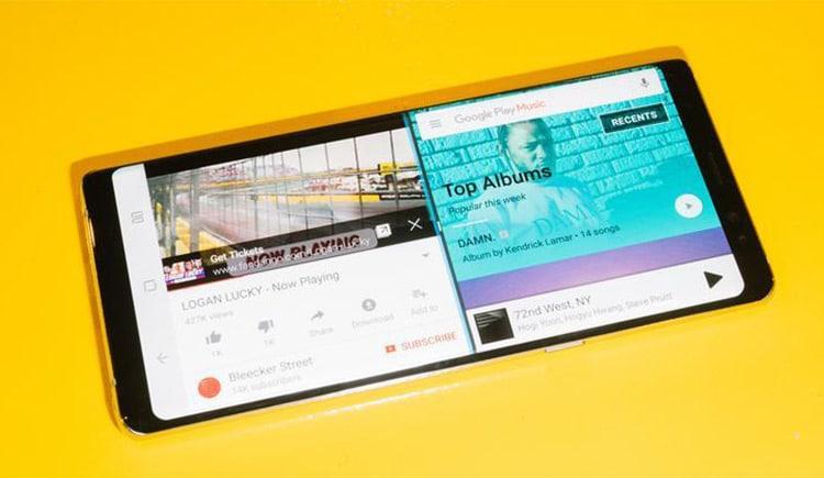 مراجعة شاملة عن هاتف سامسونج نوت Samsung Galaxy Note 8 الجديد 4