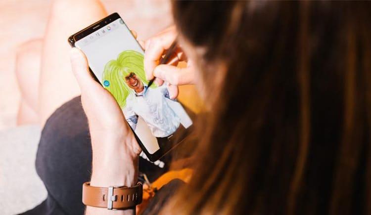 مراجعة شاملة عن هاتف سامسونج نوت Samsung Galaxy Note 8 الجديد 6
