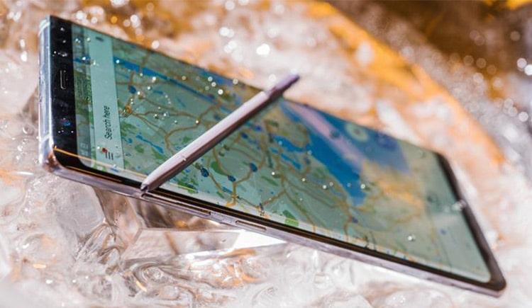مراجعة شاملة عن هاتف سامسونج نوت Samsung Galaxy Note 8 الجديد 3