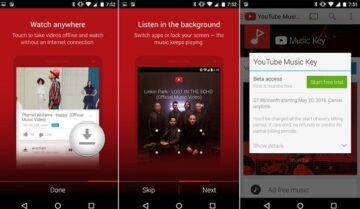 تعرف على أداة YouTube Red الجديدة لأجهزة الأندرويد و الـiOS