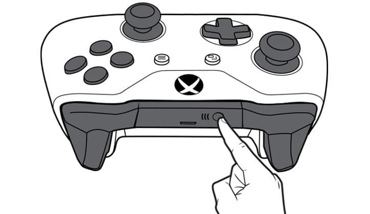 طريقة توصيل أداة تحكم الإكس بوكس Xbox One على الكمبيوتر 2