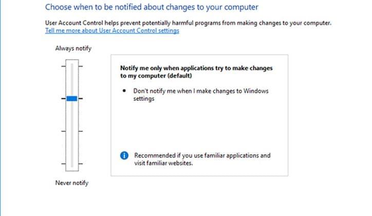 كيفية حل مشكلة توقف متجر الويندوز Windows Store عن العمل 2