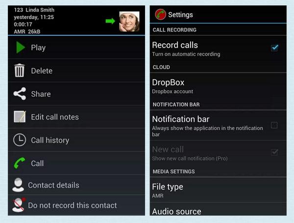 كيفية تسجيل المكالمات على الهواتف الأندرويد Android 3