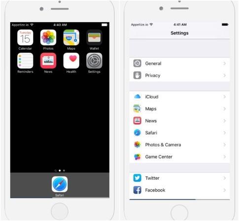 طريقة تشغيل تطبيقات الأي أو إس iOS على أجهزة الأندرويد Android 3