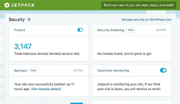 أفضل 10 إضافات Plugins للورد بريس WordPress يجب إستخدامهم في مواقع البيزنس 3