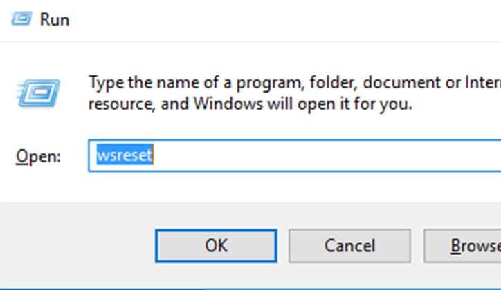 كيفية حل مشكلة توقف متجر الويندوز Windows Store عن العمل 3