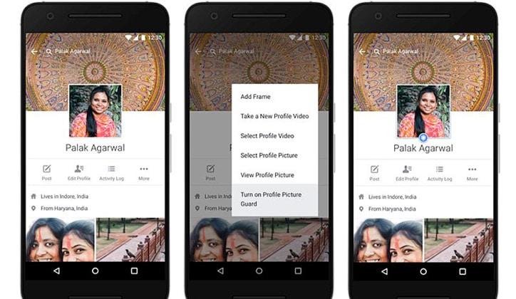 تعرف على أداة Facebook Profile Picture Guard الجديدة و كيفية إستخدامها 3