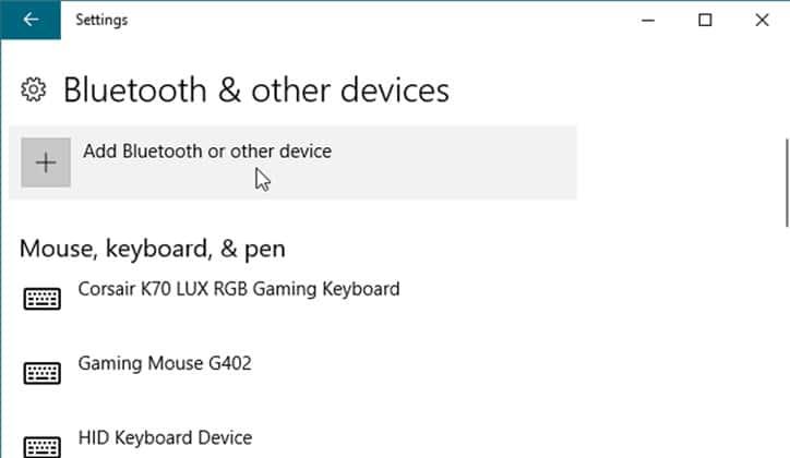 طريقة توصيل أداة تحكم الإكس بوكس Xbox One على الكمبيوتر 4