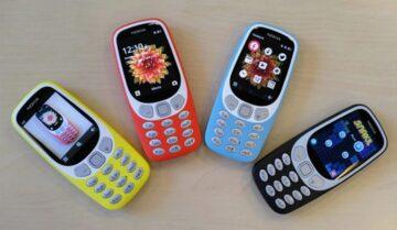 عودة هاتف نوكيا الشهير 3310 Nokia مرة أخرى بمميزات جديدة