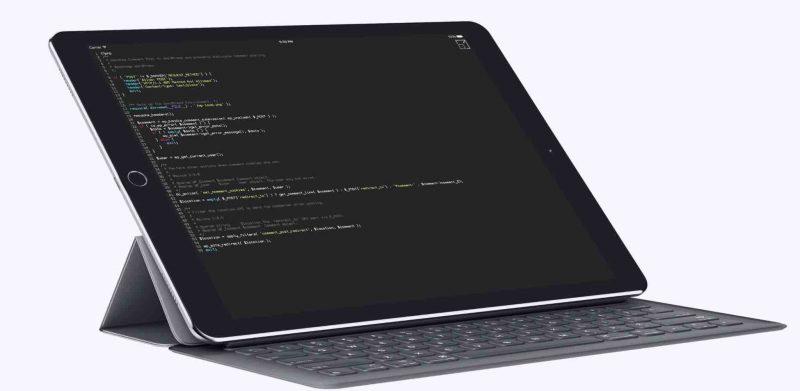 أفضل 5 تطبيقات لبرمجة مواقع الويب لأجهزة الأي أو إس iOS 5