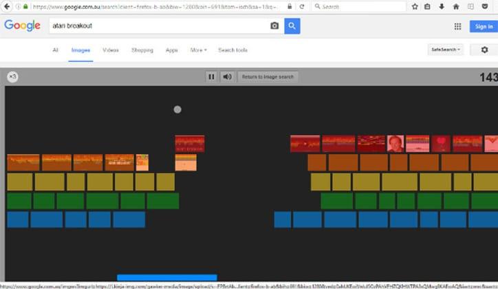 تعرف على 6 ألعاب خفيفة تقدمها لك جوجل في متصفح جوجل كروم 7