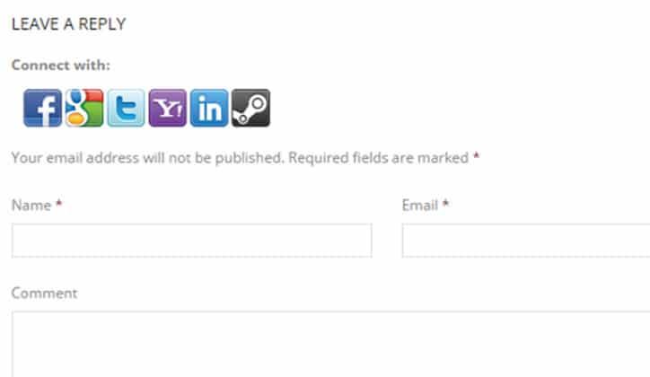 أفضل 7 إضافات Plugins ورد بريس WordPress لمواقع السوشيال ميديا 8