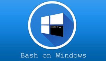 كيفية تثبيت و إستخدام Linux Bash Shell على ويندوز Windows 10