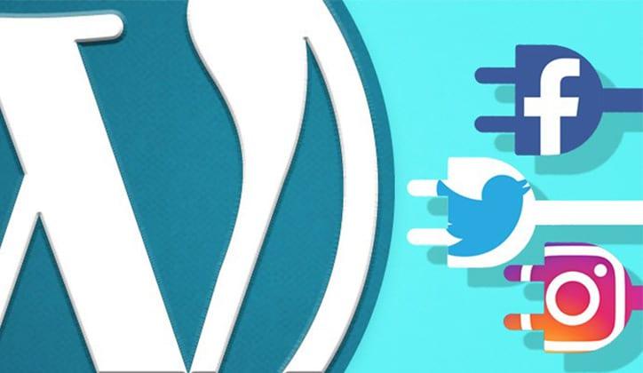 أفضل 7 إضافات Plugins ورد بريس WordPress لمواقع السوشيال ميديا 1