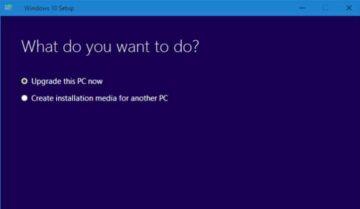 طريقة تحميل أخر تحديث ل OS build في Windows 10