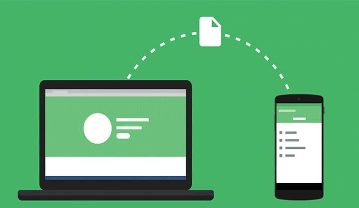 كيفية إرسال الرسائل SMS و الملفات من الكمبيوتر بإستخدام تطبيق Pushbullet 1