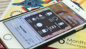طريقة إضافة Touchscreen Home Button في أجهزة الأيفون و الأيباد
