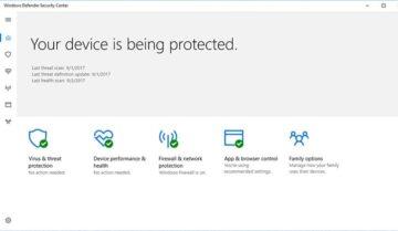 كيفية إغلاق إشعارات تطبيق Windows Defender في ويندوز Windows 10