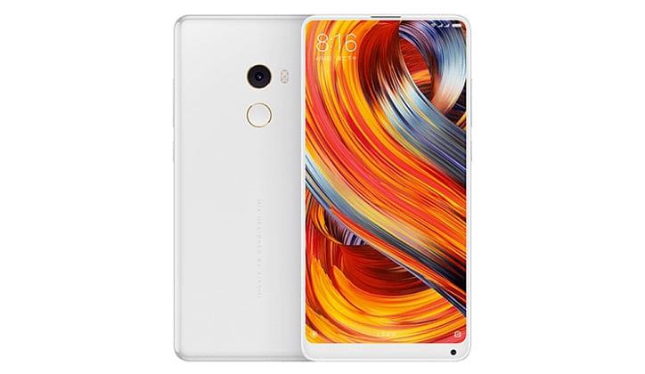 مراجعة هاتف شاومي Xiaomi Mi MIX 2 مع السعر والمميزات 4