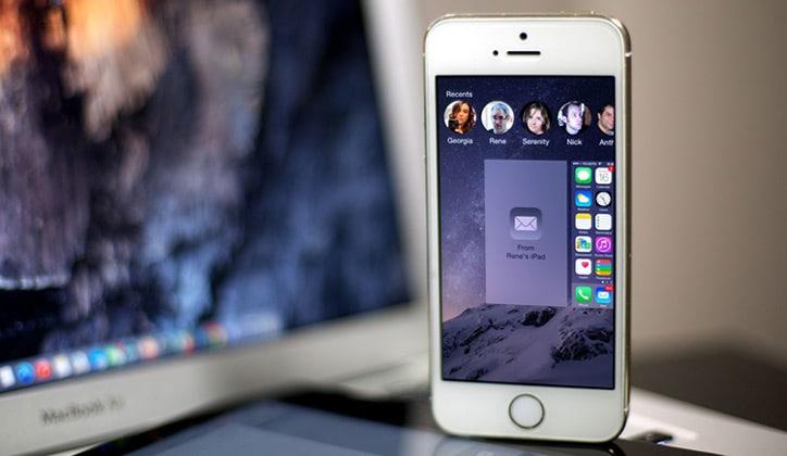 تعرف على خاصية Continuity في أجهزة الأي أو إس iOS و طريقة تشغيلها 1