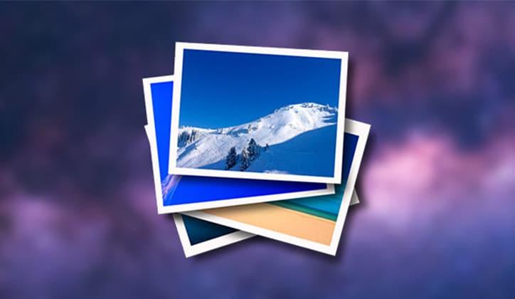 طريقة وضع صورة كخلفية لسطح المكتب و Lock Screen بإستخدام تطبيق Dynamic Theme 1