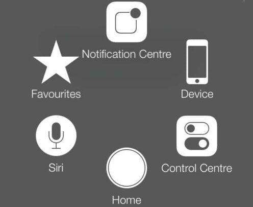 طريقة إضافة Touchscreen Home Button في أجهزة الأيفون و الأيباد 2