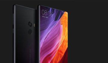مراجعة هاتف شاومي Xiaomi Mi MIX 2 مع السعر والمميزات