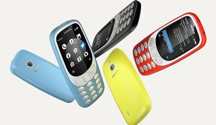 عودة هاتف نوكيا الشهير 3310 Nokia مرة أخرى بمميزات جديدة 3
