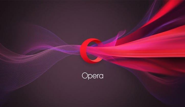 كيفية إغلاق النوافذ المنبثقة Pop-ups في متصفح أوبرا Opera 1