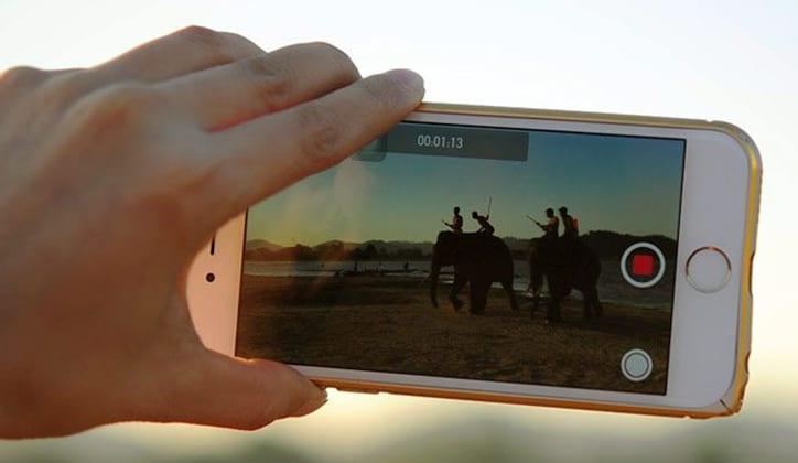 6 ملحوظات هامة لتصوير فيديوهات إحترافية باستخدام الهاتف 1